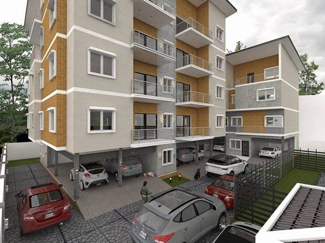 yellowgate residences 3d